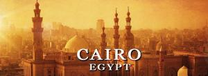 One Way Ticket To Cairo