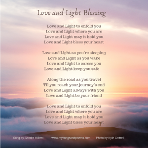 Love and Light Blessing