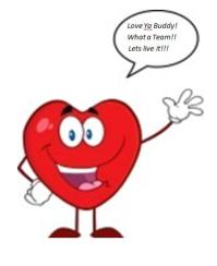 healthy heart cartoon