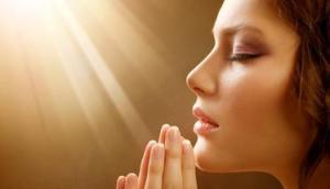 pray to an angel